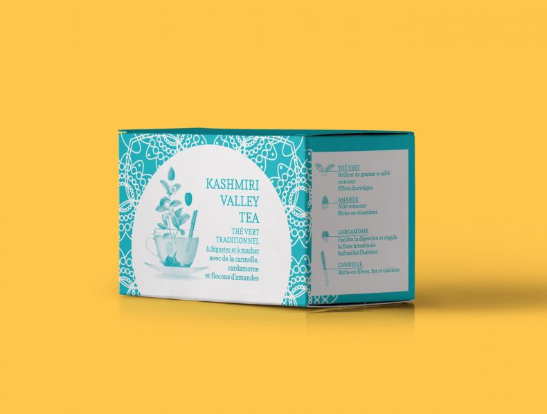 Kashmiri Valley Tea